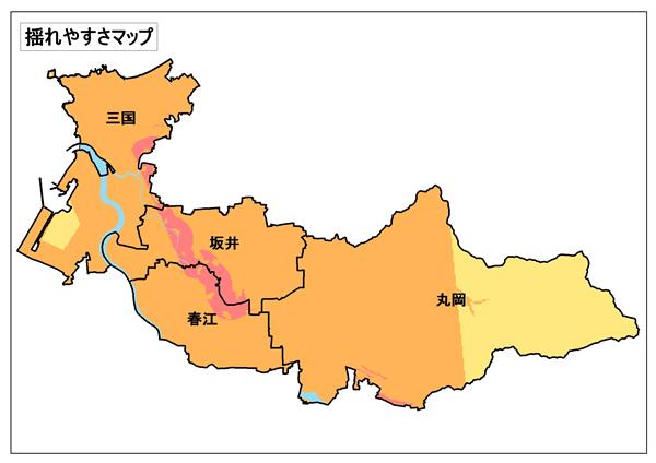 福井県坂井市/坂井市地震ハザードマップについて